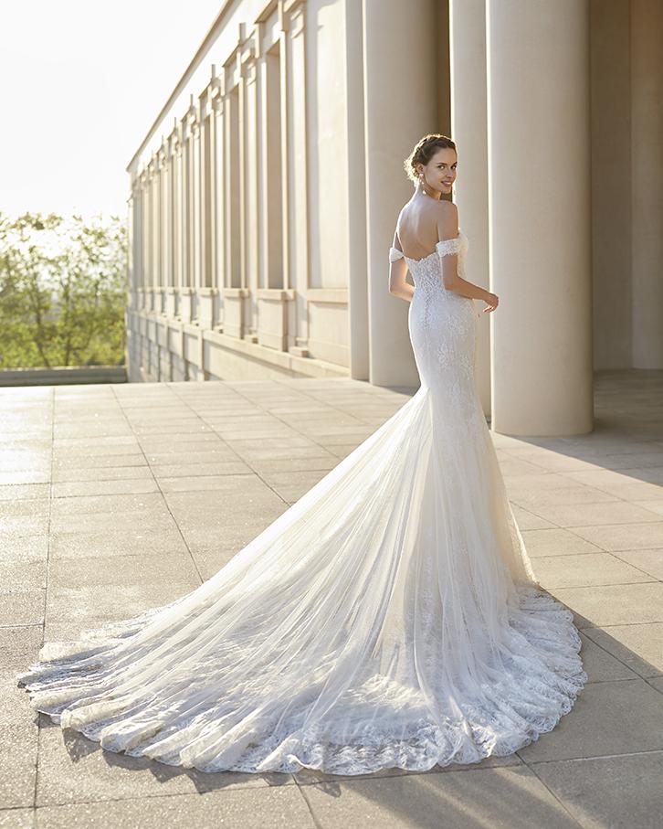 Rosa Clara Couture Style #Sargon
