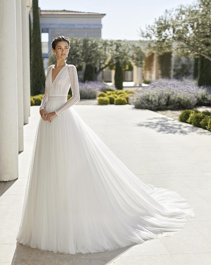 Rosa Clara Couture Style #Savana