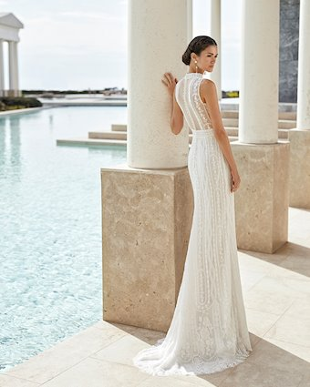 Rosa Clara Couture Style #Sendero