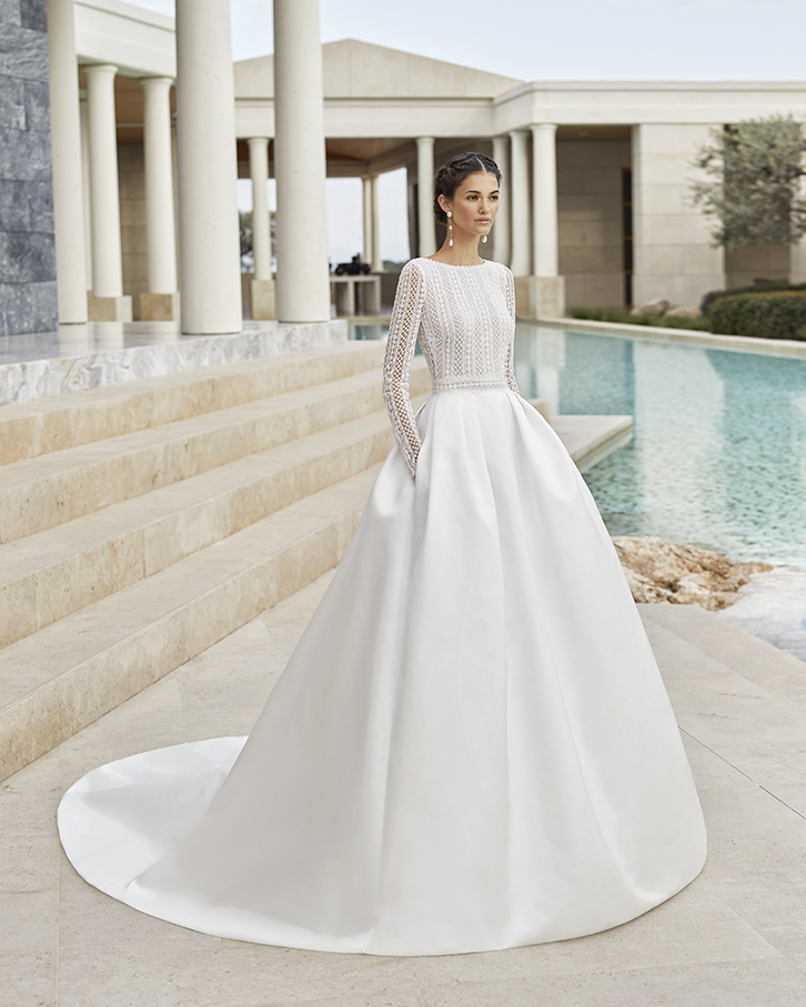 Rosa Clara Couture Style #Seneca