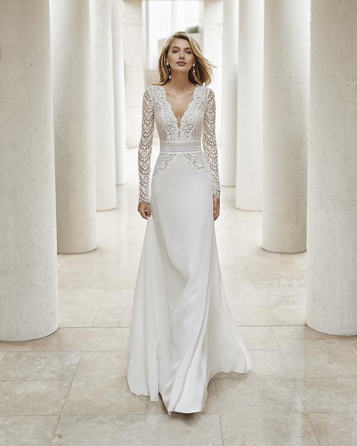 Rosa Clara Couture Style #Senin
