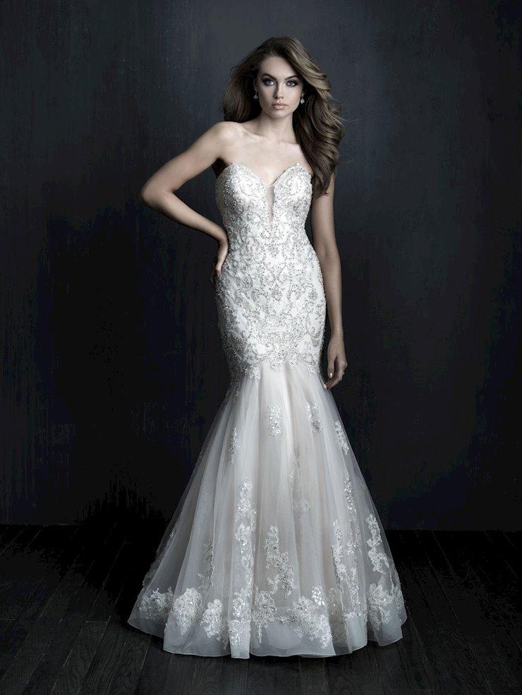 Allure Bridals Style #C560  Image