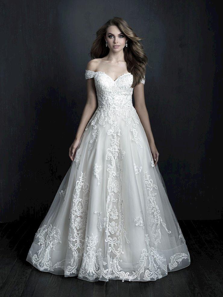 Allure Bridals Style #C570  Image