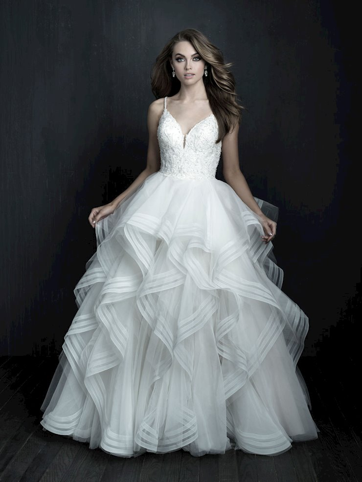 Allure Bridals Style #C575  Image