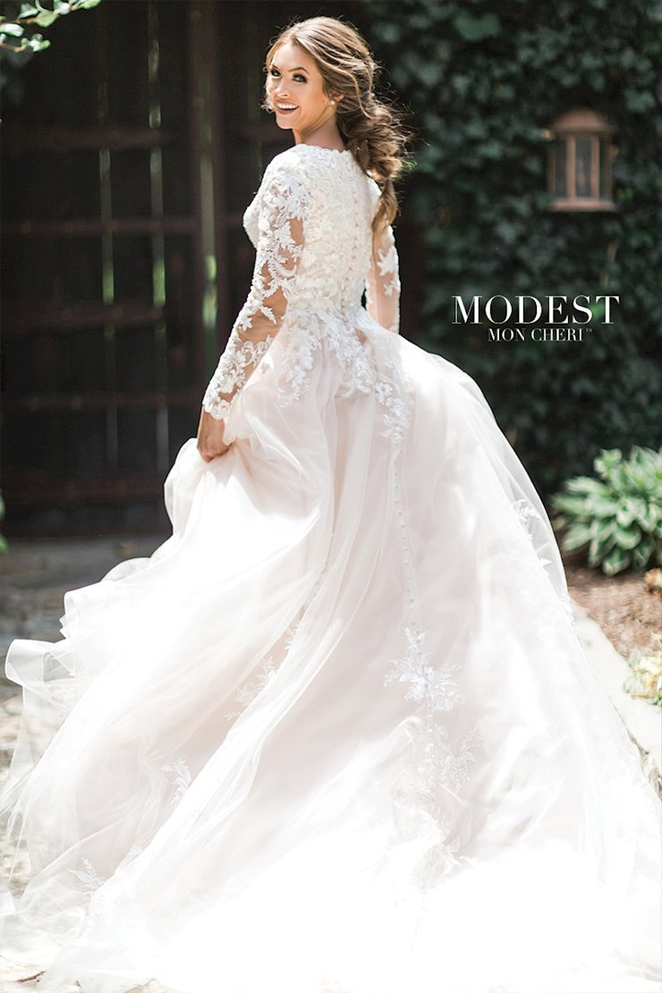 Modest by Mon Cheri TR11972