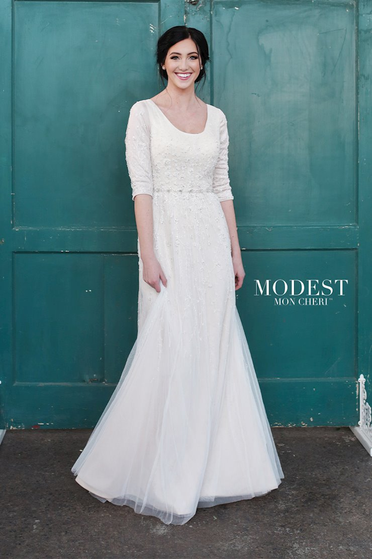 Modest by Mon Cheri TR21852