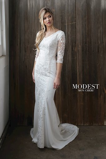 Modest by Mon Cheri TR21863