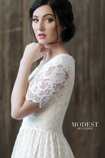 Modest by Mon Cheri TR21864