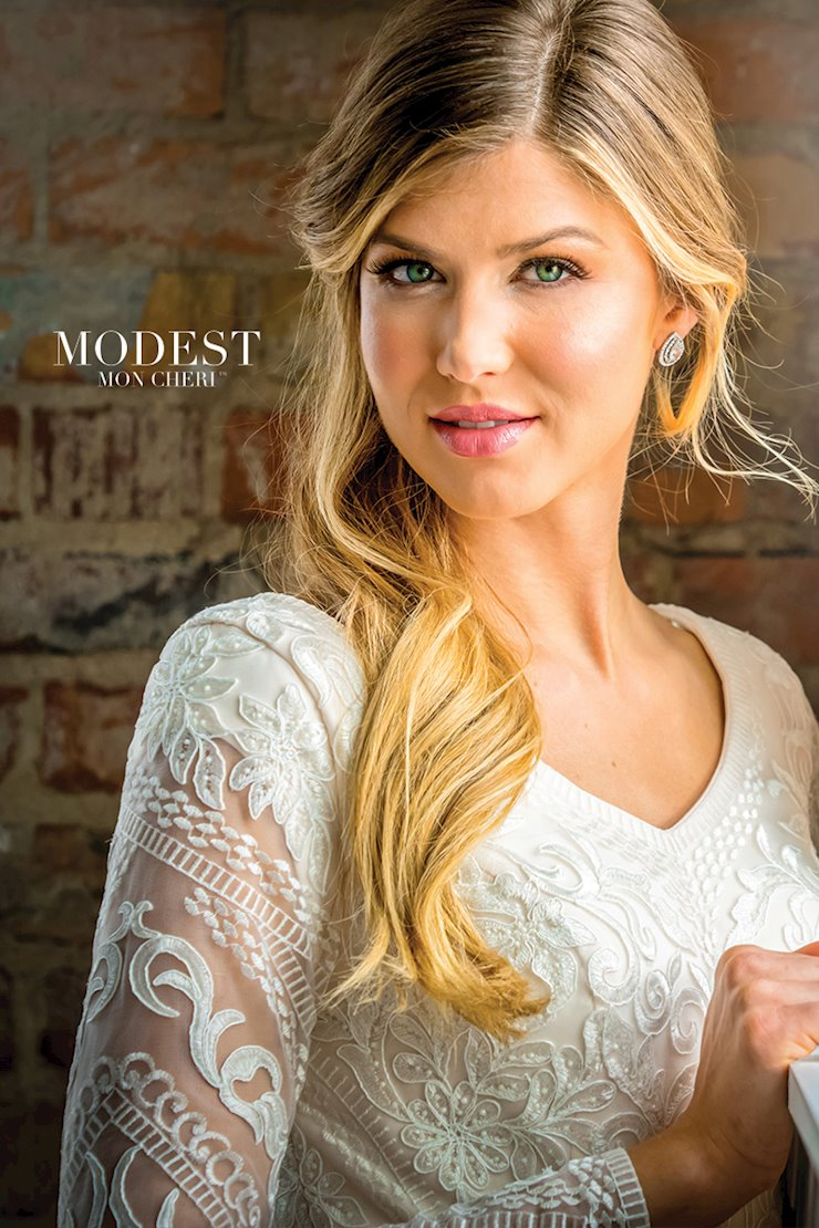 Modest by Mon Cheri TR21908