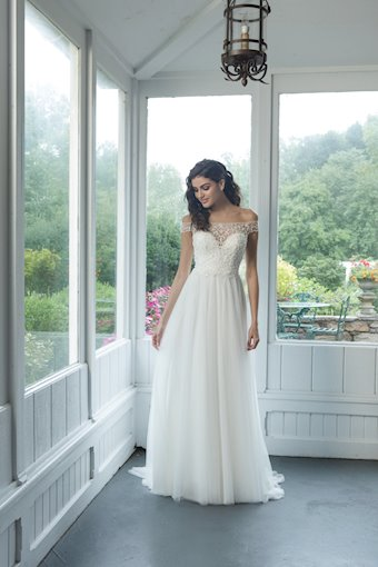 Justin Alexander Sweetheart Style 11066