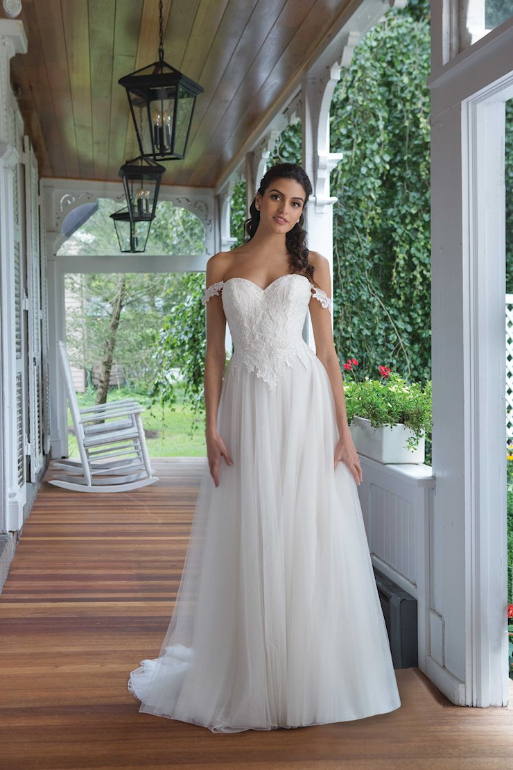 Justin Alexander Sweetheart Style No. 11077 Image