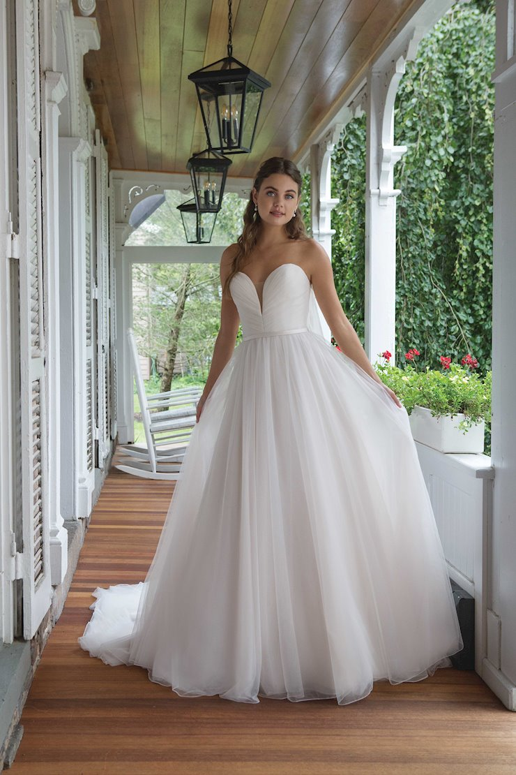 Justin Alexander Sweetheart Style No. 11079 Image
