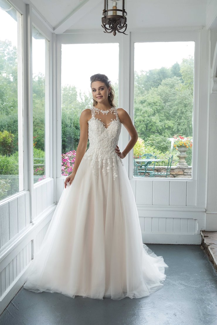 Justin Alexander Sweetheart Style No. 11082 Image