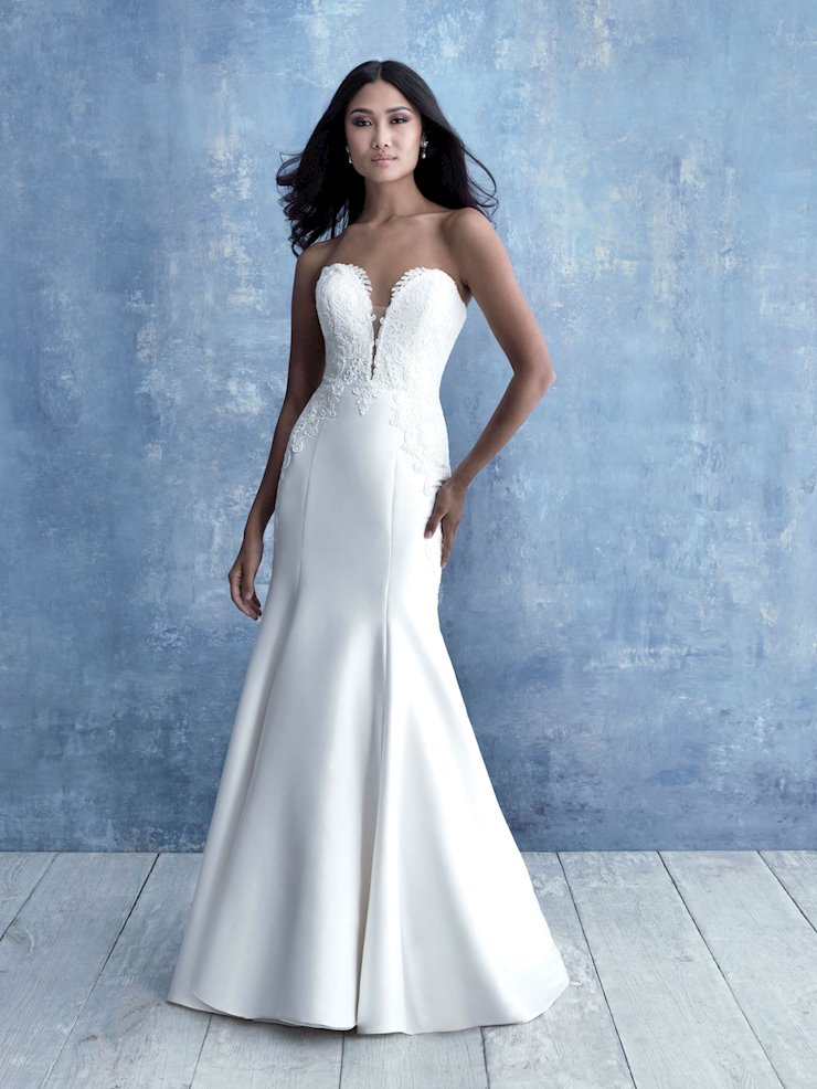 Allure Bridals #9717  Image