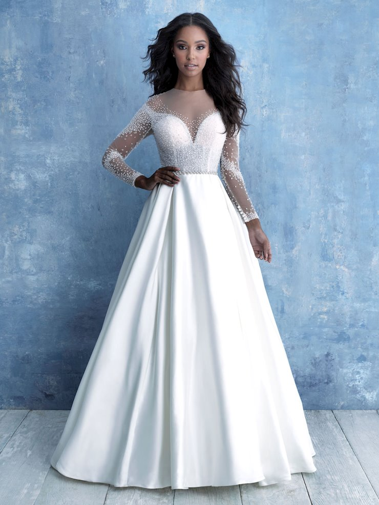 Allure Bridals #9726  Image