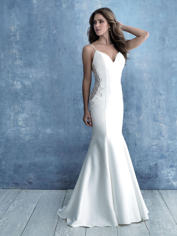 Allure Bridals 9731 Nikki S Glitz And Glam Boutique Bridal Gown Bridal Dress Spring 2020 Wedding Gown Spring 2020 Wedding Dress Wedding Dress Wedding Dresses Brides Dress Wedding