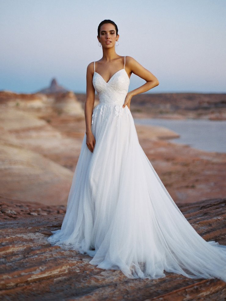 Allure Wilderly Bride Style No. Charlotte