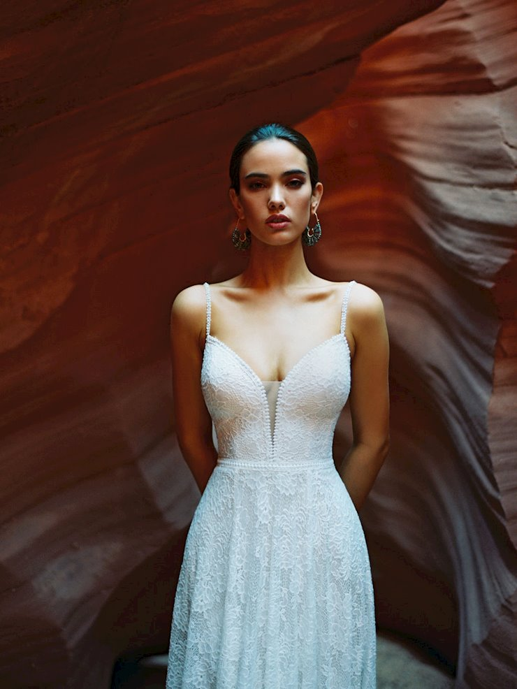 Allure Wilderly Bride Style No. Clara