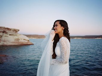 Allure Wilderly Bride Style #Cora