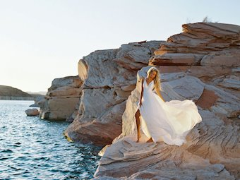 Allure Wilderly Bride Style #Elenor