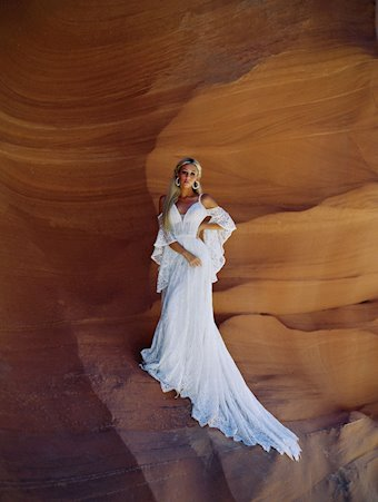 Allure Wilderly Bride Style #Genevieve