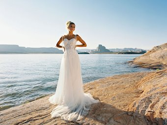 Allure Wilderly Bride Samantha