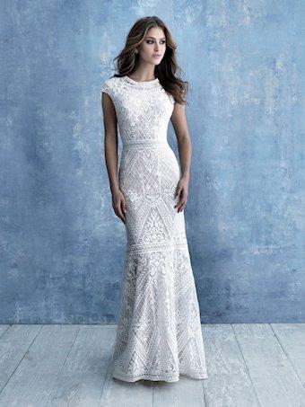Allure Bridals M631