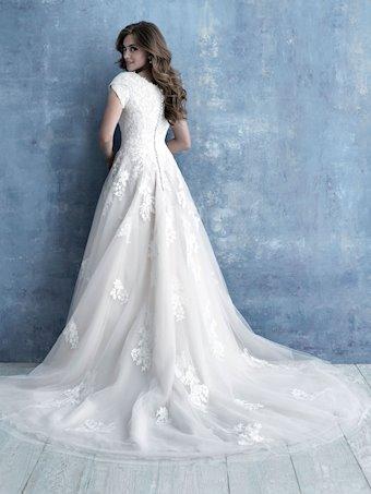 Allure Bridals M639