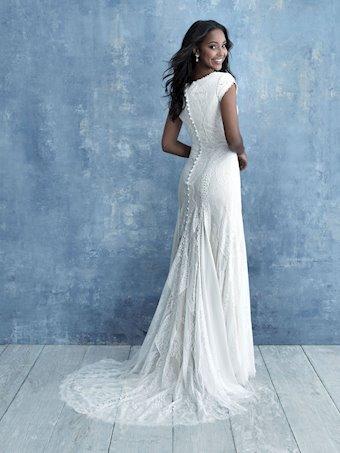 Allure Bridals M641