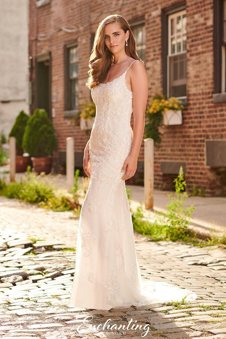 Sheath Column Wedding Dresses Enchanting By Mon Cheri