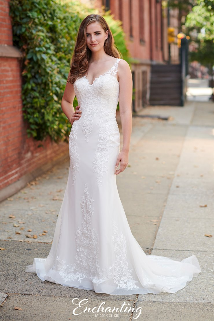 Exquisite Lace and Tulle A-line Gown