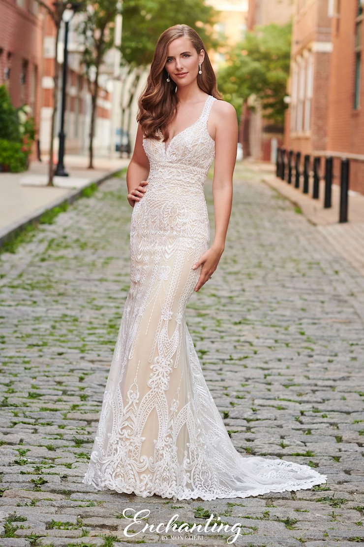 Wedding Dresses Enchanting By Mon Cheri