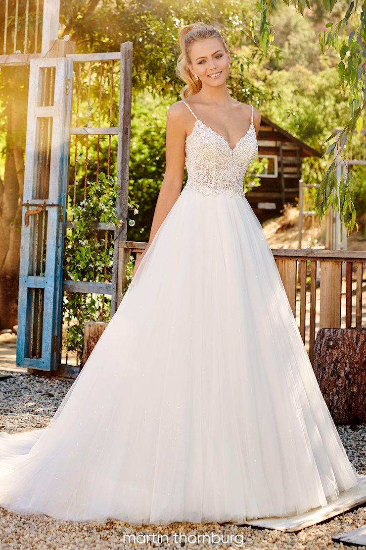 Ball Gown Princess Wedding Dresses Martin Thornburg,Wedding Dresses For Big Busts