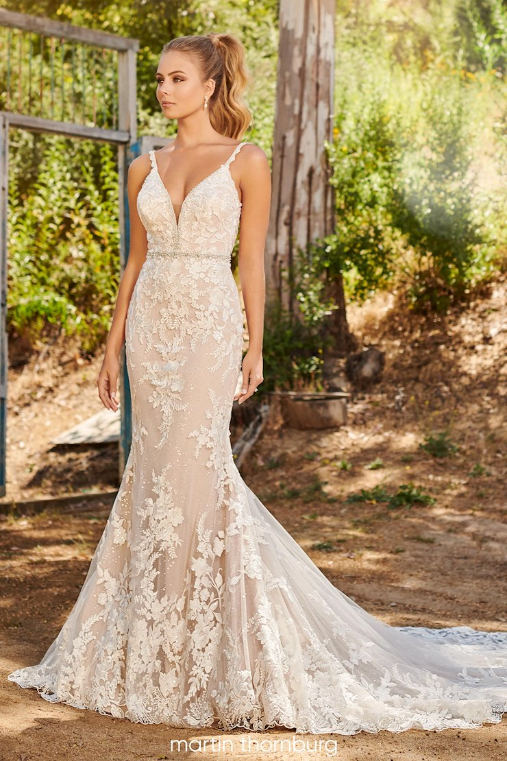 Martin Thornburg Wedding Dresses Bridal Gowns