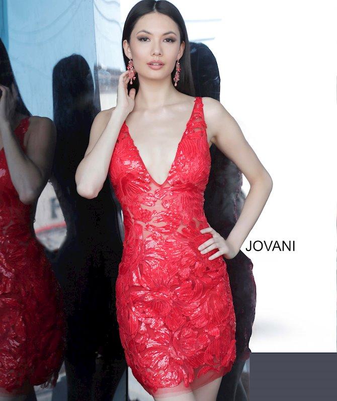 Jovani Style #4552