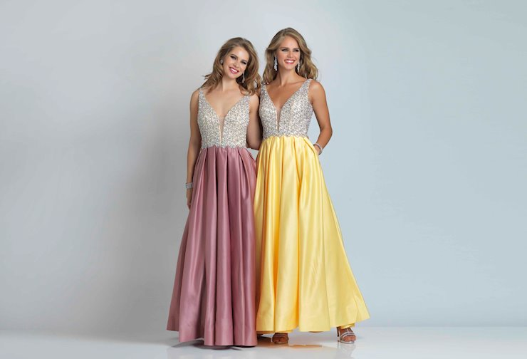 Dave & Johnny Prom Dresses A6395