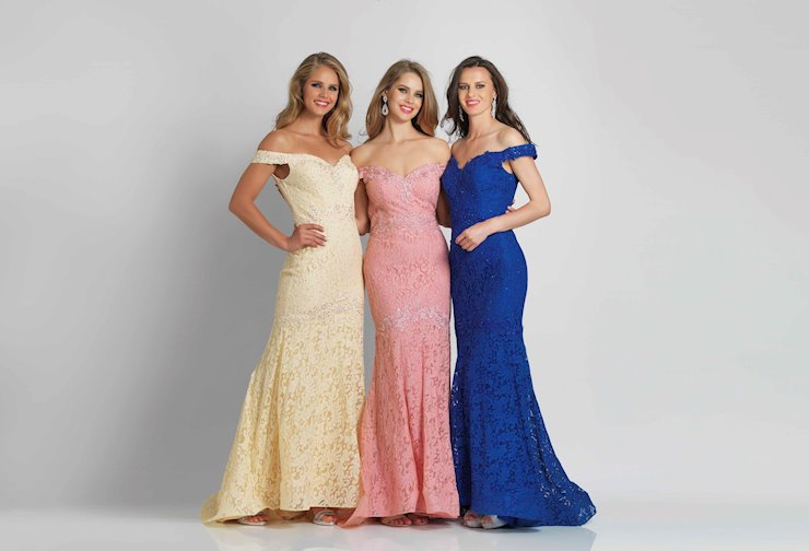 Dave & Johnny Prom Dresses A7227