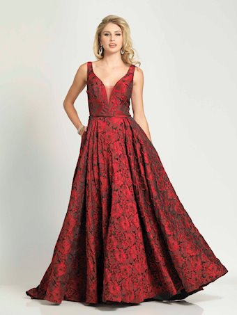 Dave & Johnny Prom Dresses A7299