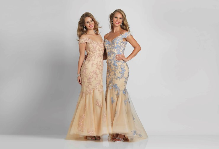 Dave & Johnny Prom Dresses A7349