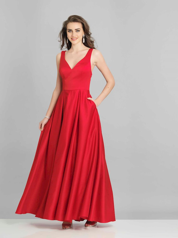 Dave & Johnny Prom Dresses A8284