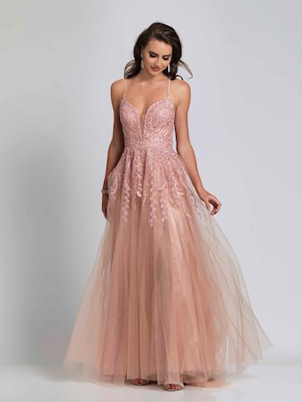 Dave & Johnny Prom Dresses A8507