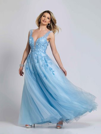 Dave & Johnny Prom Dresses A8600