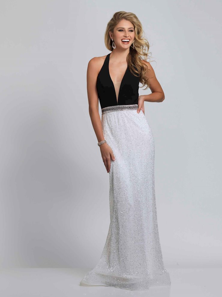 Dave & Johnny Prom Dresses A8691