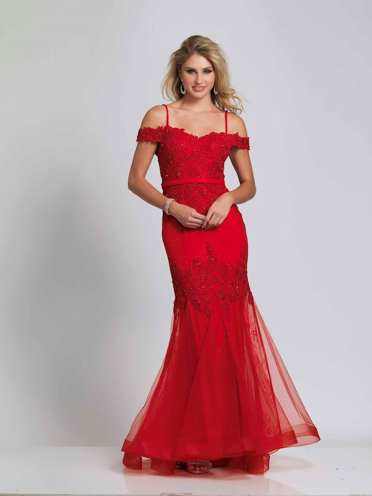 Dave & Johnny Prom Dresses A8731