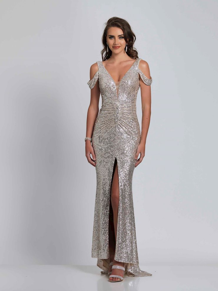 Dave & Johnny Prom Dresses A8750