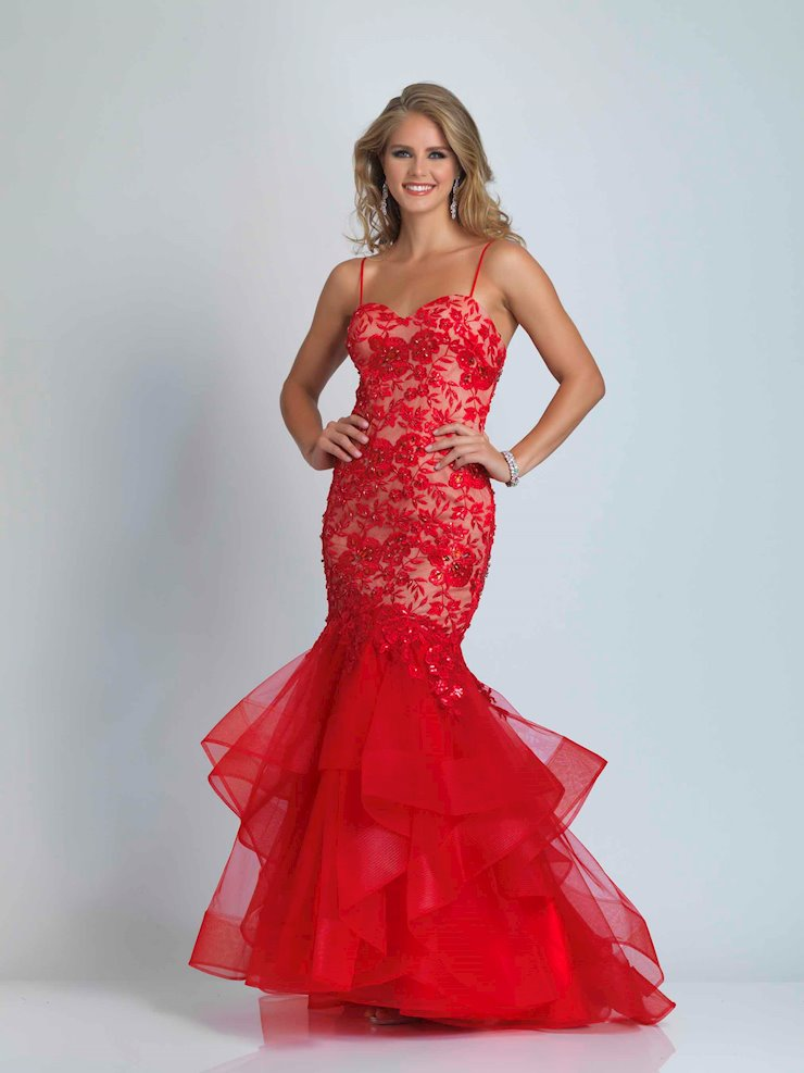 Dave & Johnny Prom Dresses A8754