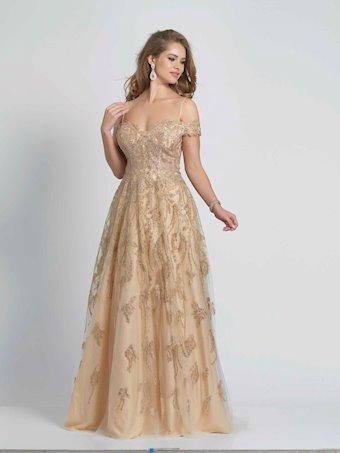 Dave & Johnny Prom Dresses A9014