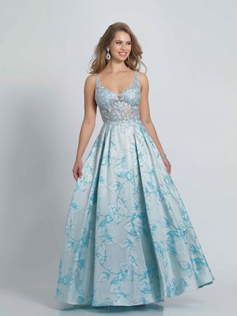 Dave & Johnny Prom Dresses A9066