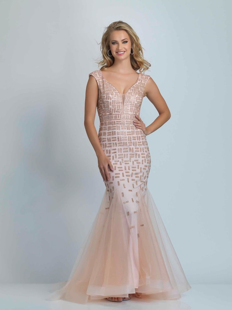 Dave & Johnny Prom Dresses A9329