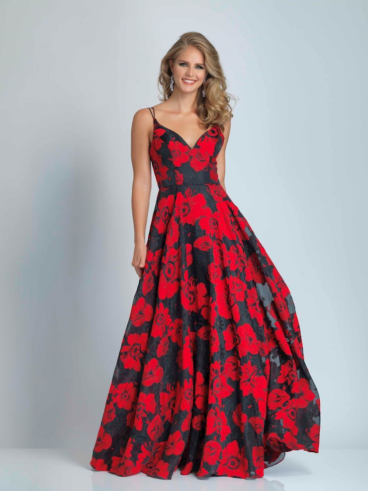 Dave & Johnny Prom Dresses A9345